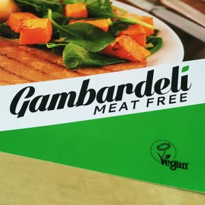 Gambardeli - meat free steak