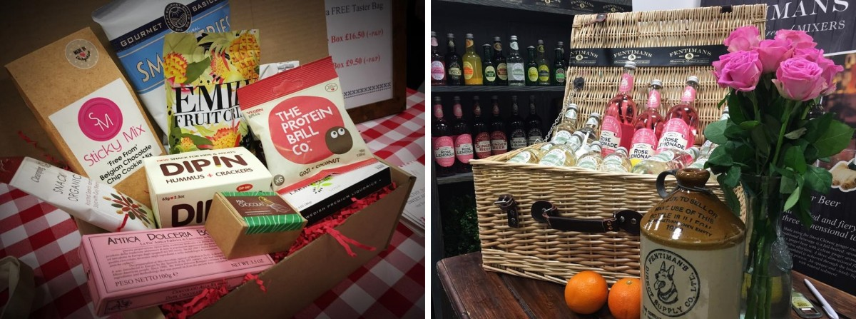 Vegfest vegan Tuck Box Fentimans