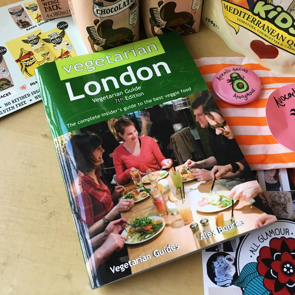 Vegetarian Guide: London