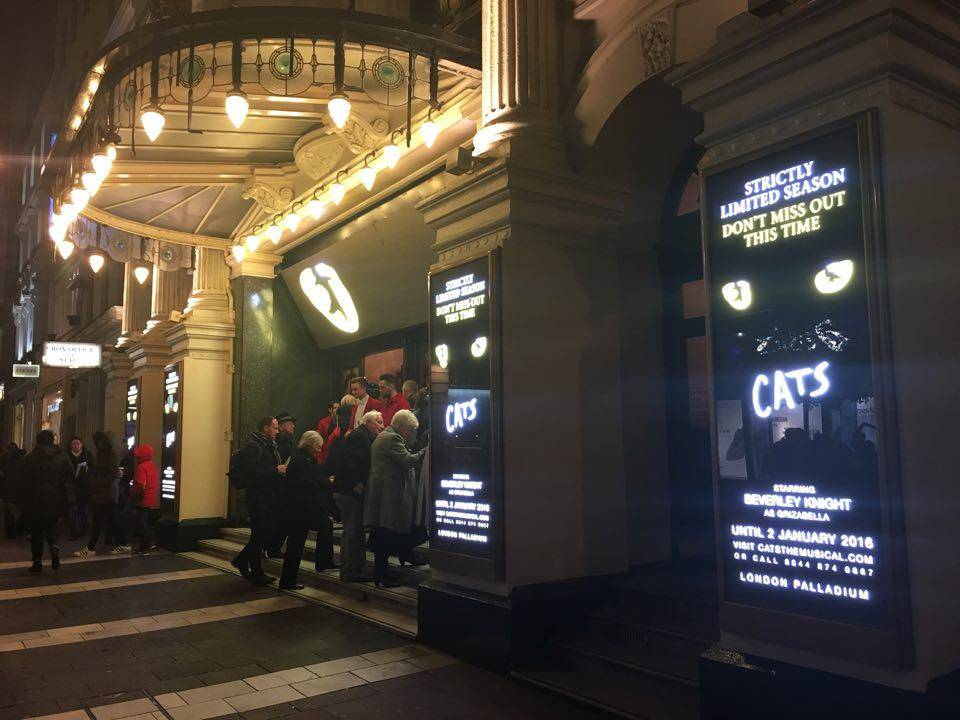 Cats - The Musical @ The London Palladium