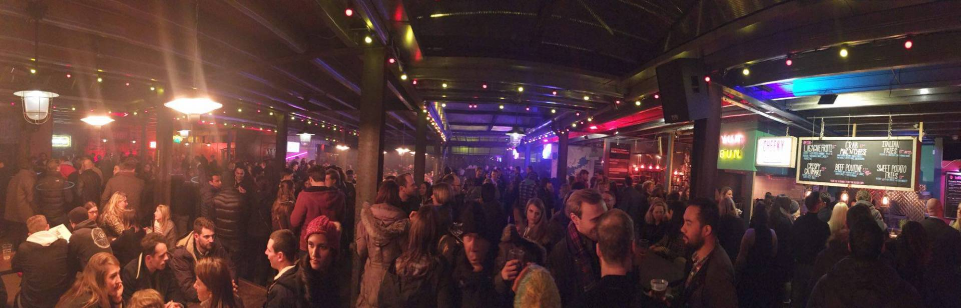 Dinerama - Shoreditch, London