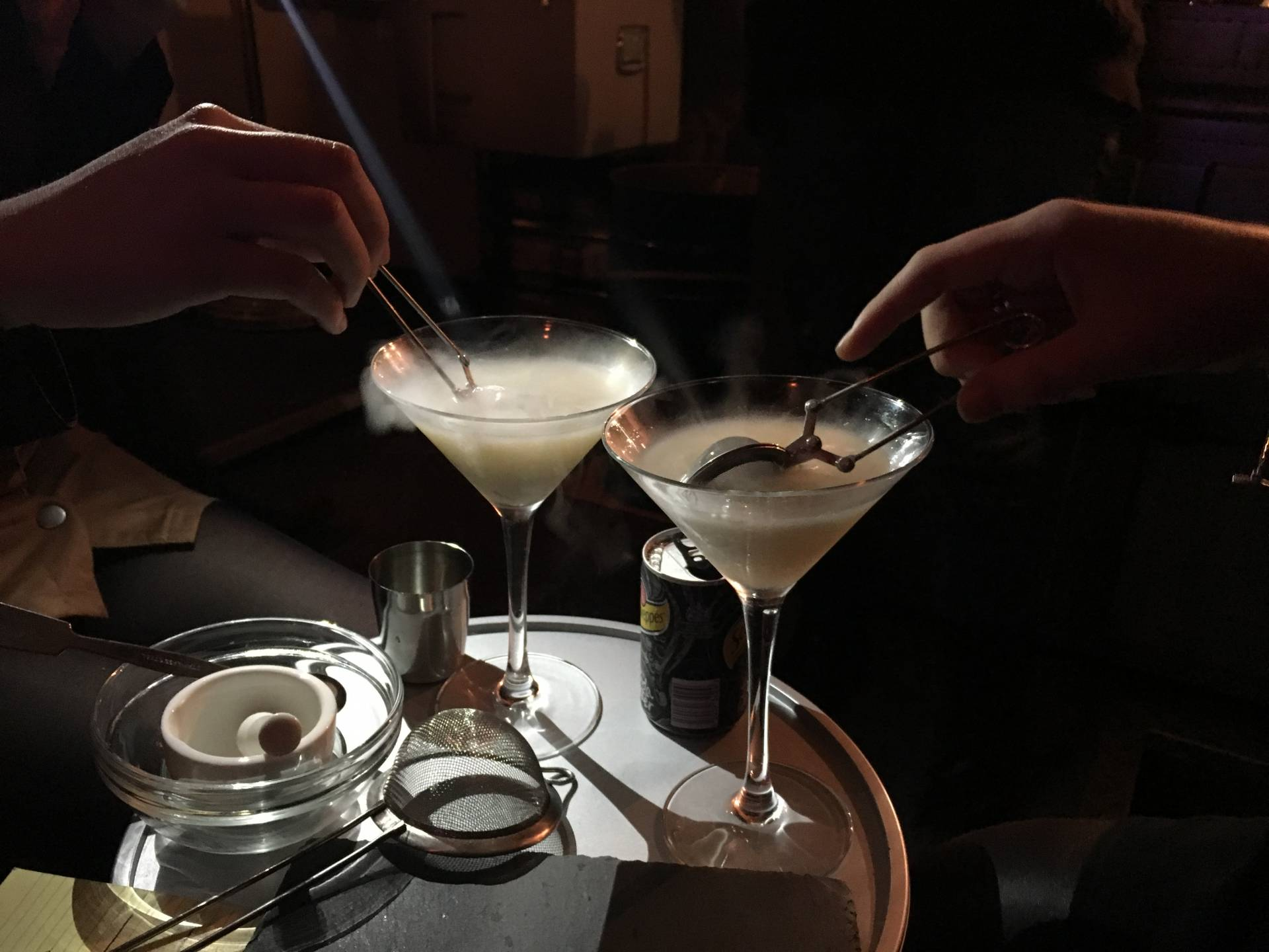 Take 3: '505' cocktail @ Breaking Bad Bar - ABQ London
