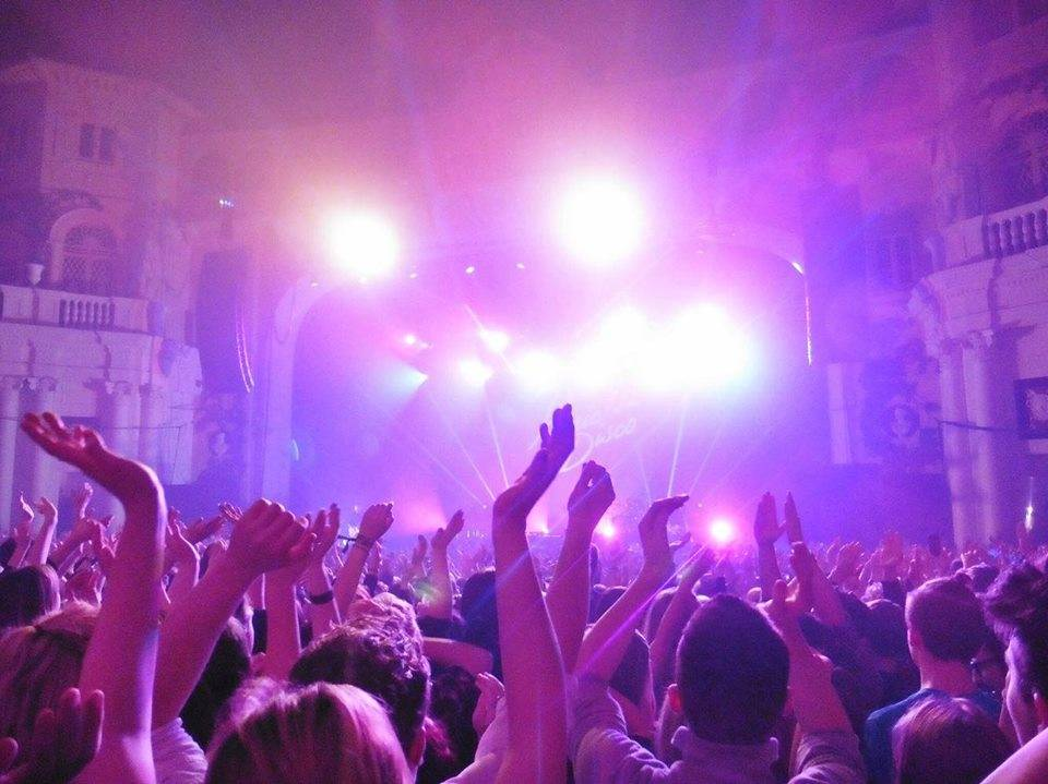 'Panic! At The Disco' crowd @ O2 Academy Brixton