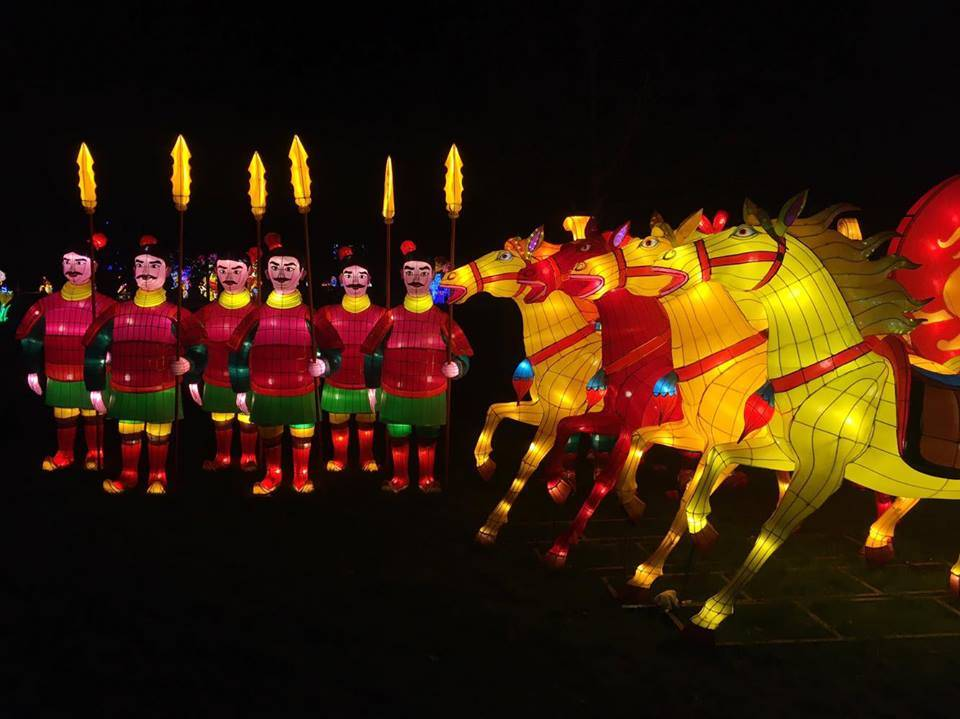 Magical Lantern Festival @ Chiswick House & Gardens