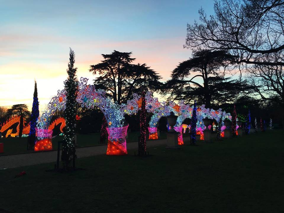 Archways, Magical Lantern Festival @ Chiswick House & Gardens