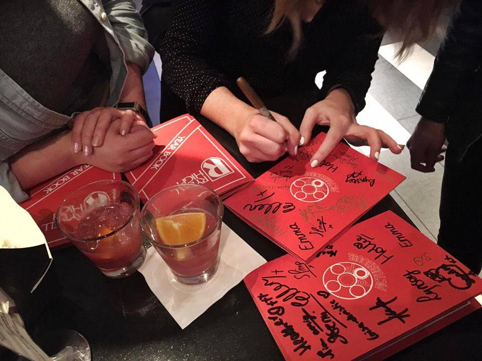 Rydell High Yearbook Signing @ POP Picturehouse, Hard Rock Cafe, London