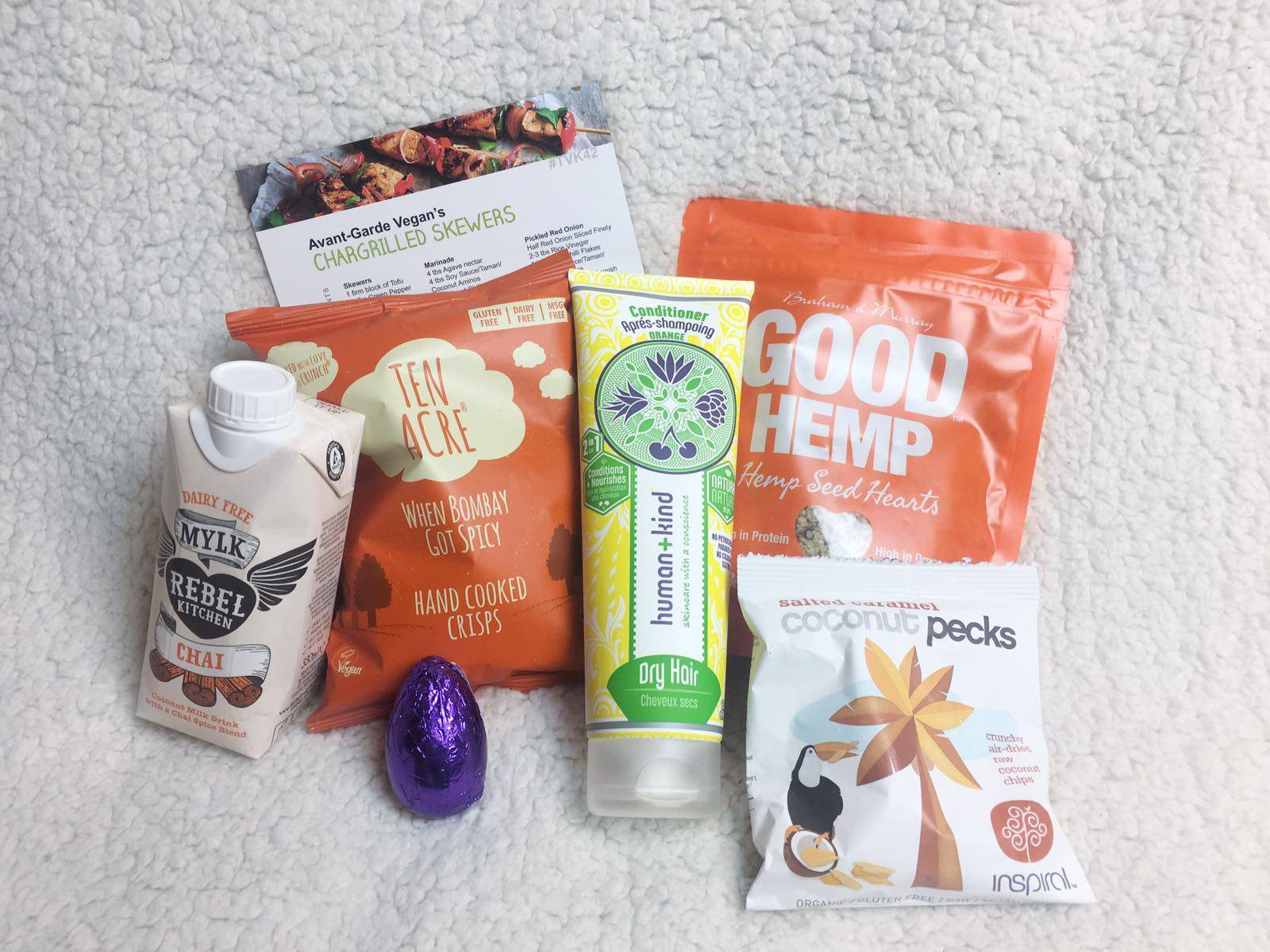 TheVeganKind Vegan Subscription Box