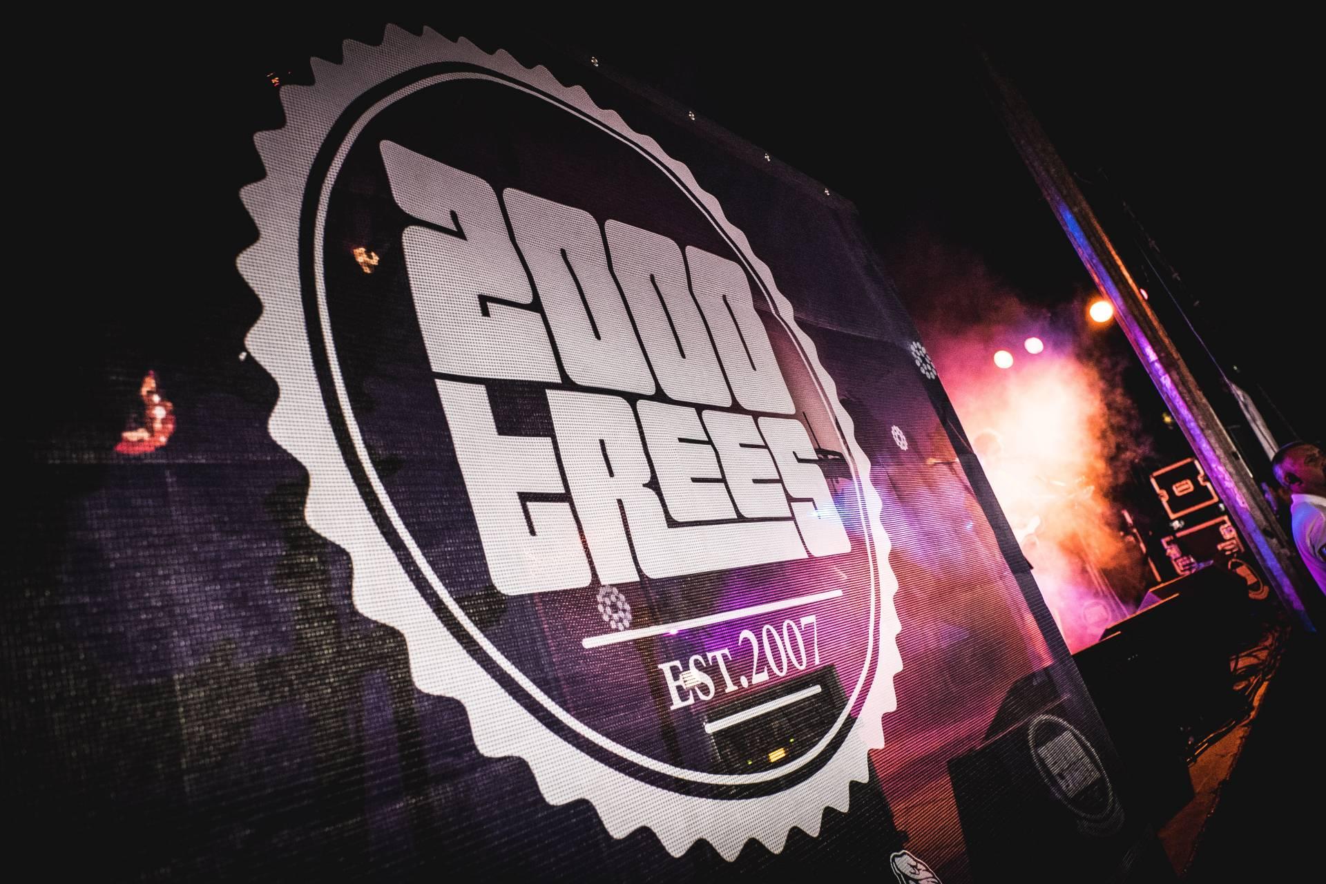 2000 Trees Festival Cheltenham Gloucestershire