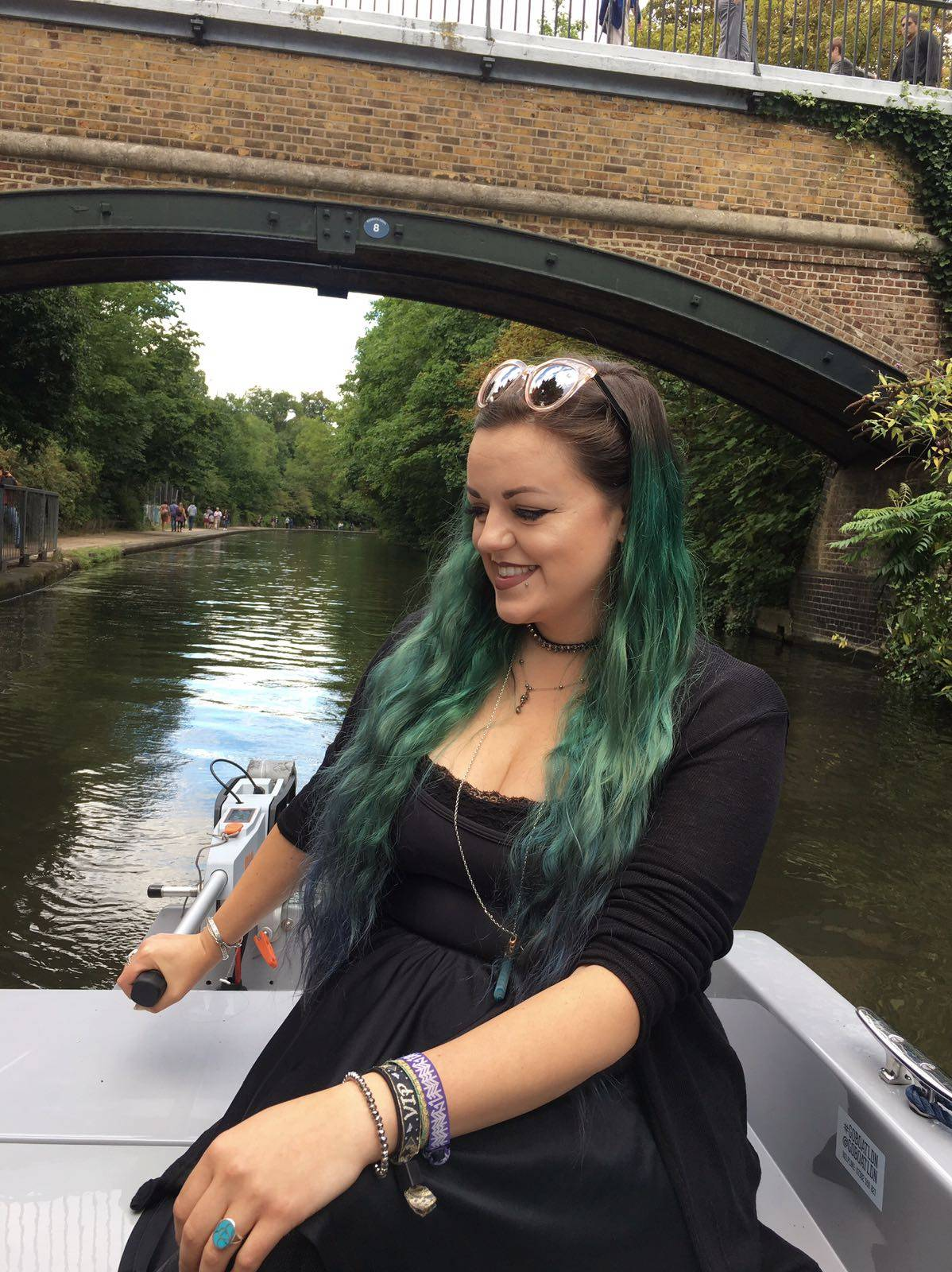 GoBoat London Canals Boating Day Out