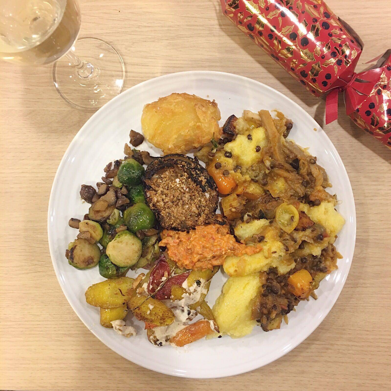 John Lewis Stir Up Sunday Vegan Christmas Pudding