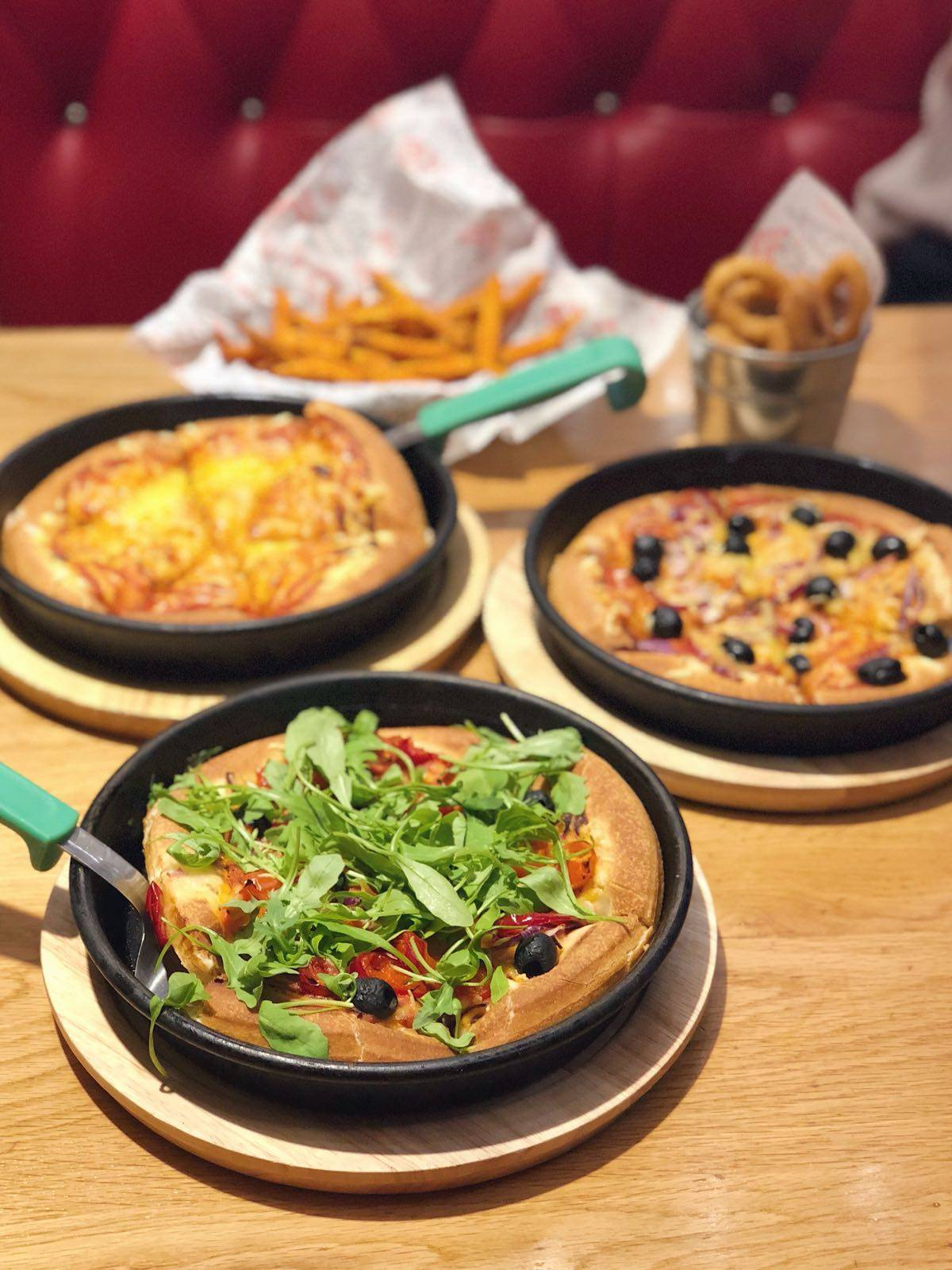 Pizza Hut Vegan Cheese Violife