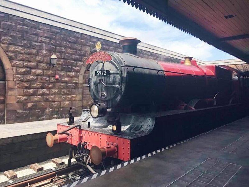 Universal Orlando Hogwarts Express Harry Potter