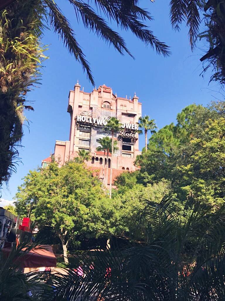 Walt Disney World Orlando Hollywood Tower