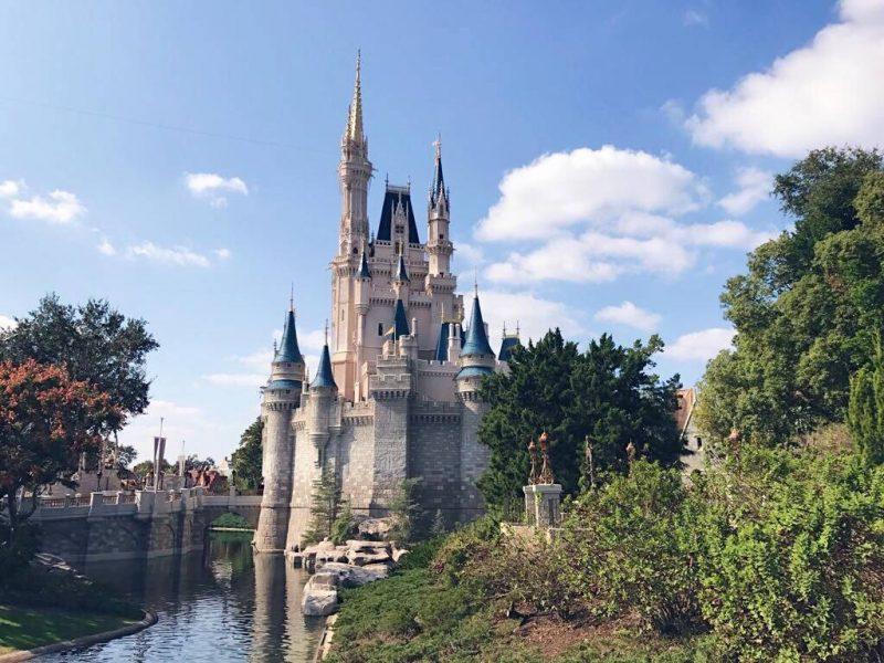 Walt Disney World Orlando Castle Magic Kingdom