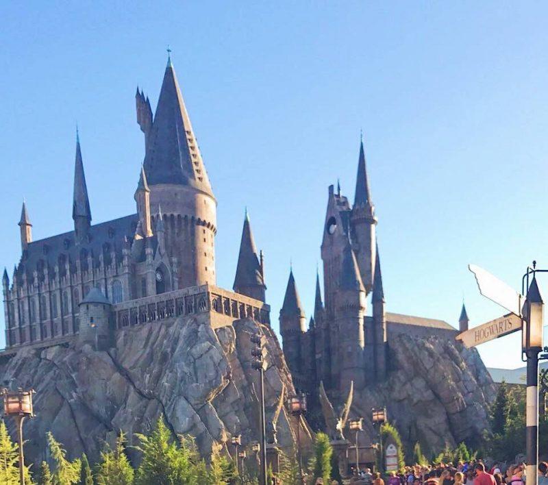 Universal Orlando Hogwarts Harry Potter
