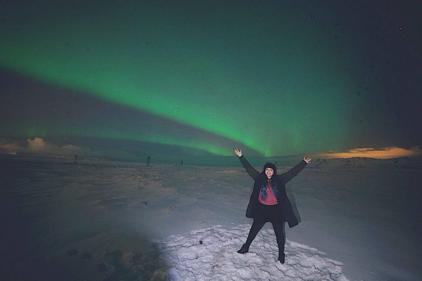 Northern Lights Iceland Reykjavik Aurora Borealis Arctic Adventures