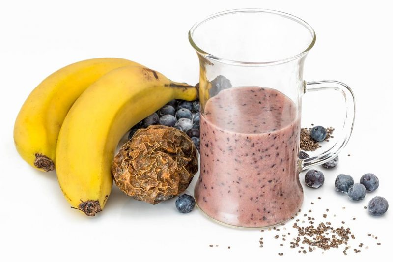 Vegan Foods for Energy Pre and Post Workout Banana