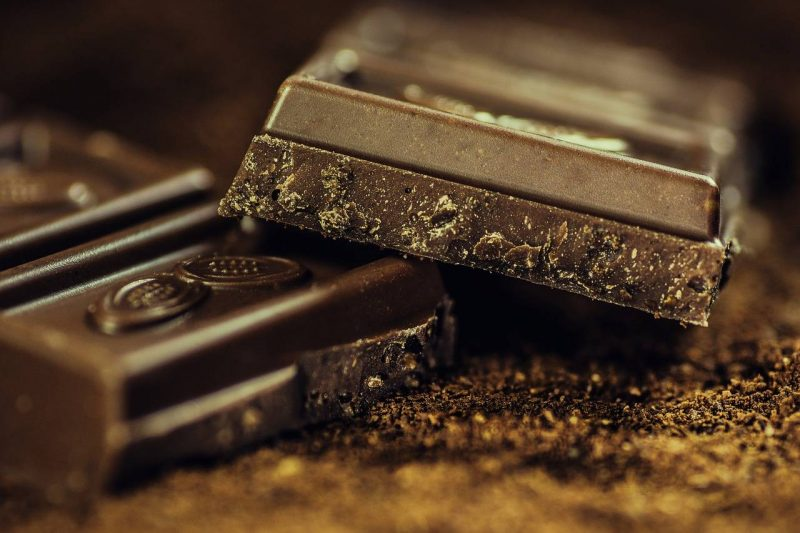 Vegan Foods for Energy Pre and Post Workout Dark Chocolate