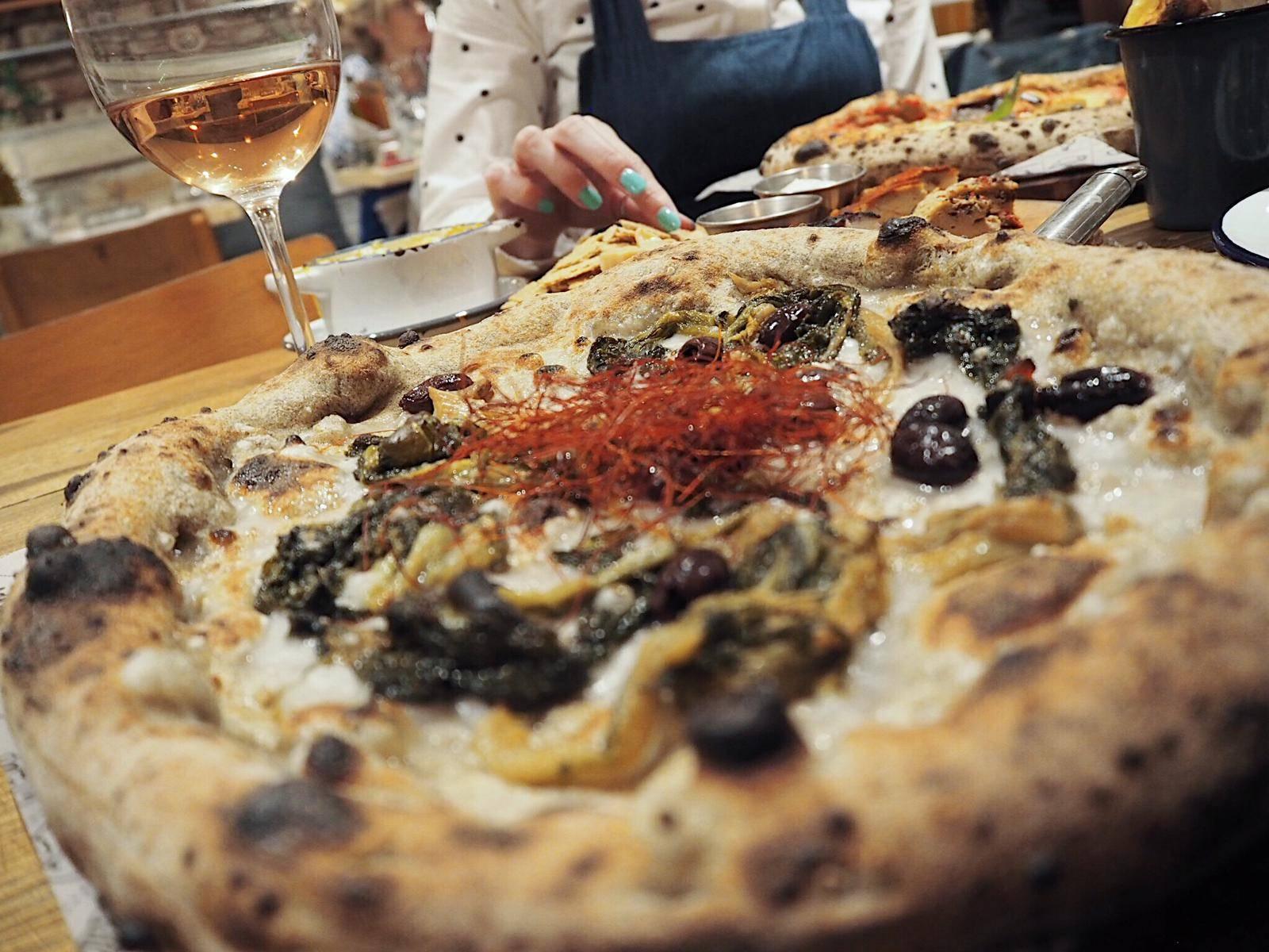 Purezza Camden Parkway Vegan Pizza