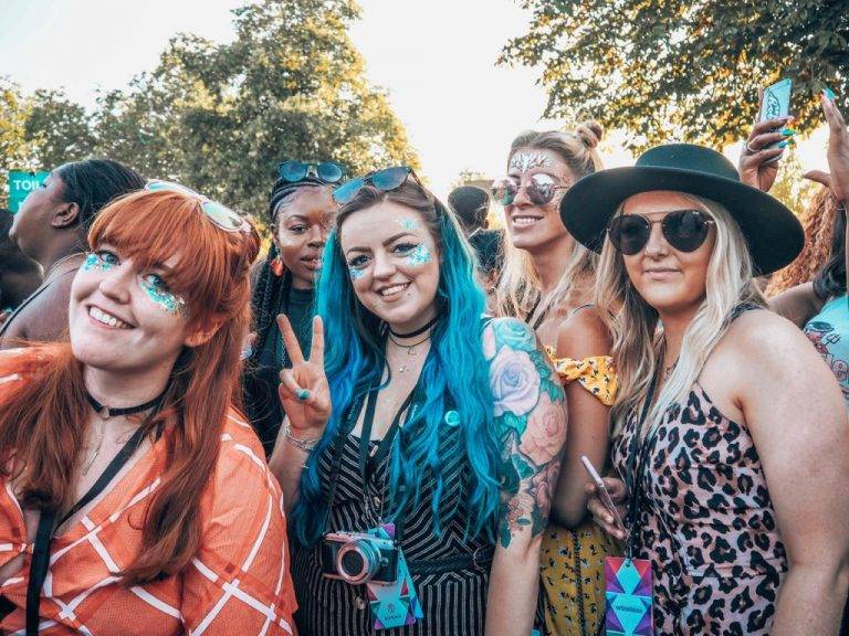 Wireless Festival Debenhams