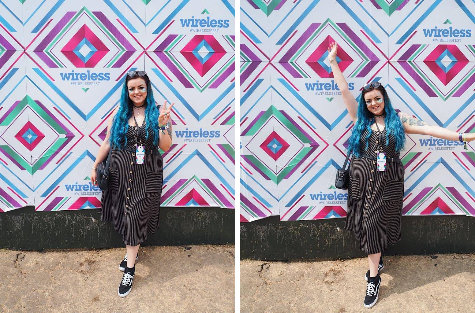 Wireless Festival Debenhams Outfit