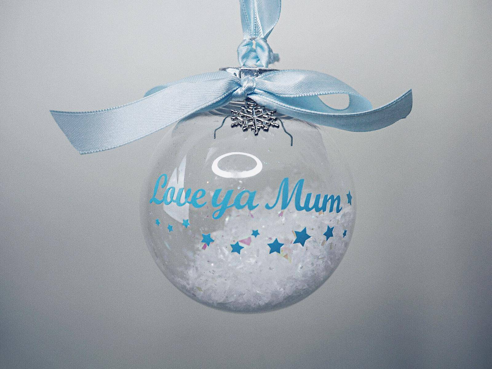 Amazon Handmade Personalised Bauble