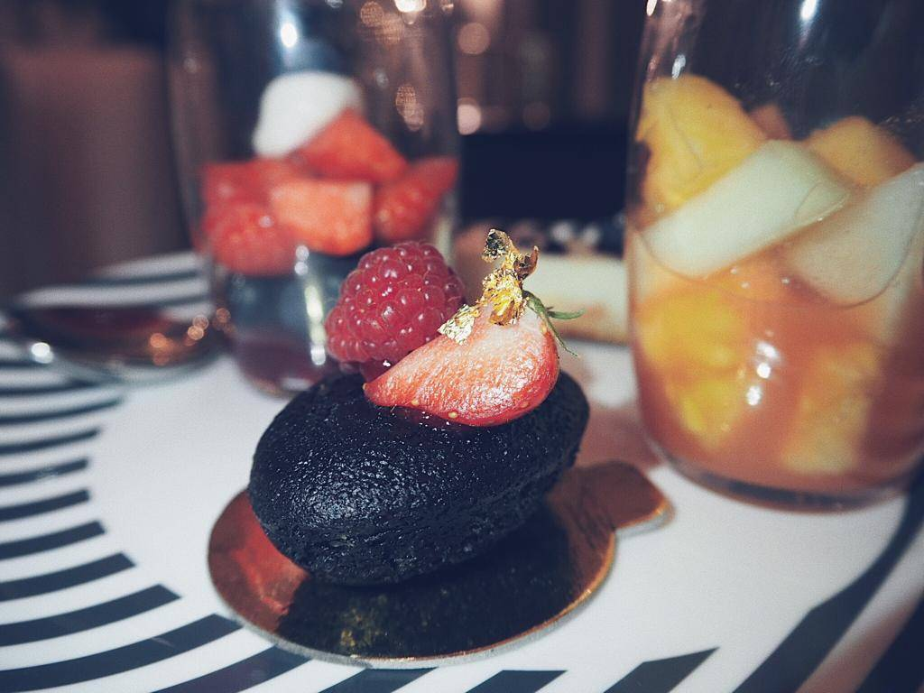 Corinthia Hotel London Vegan Afternoon Tea
