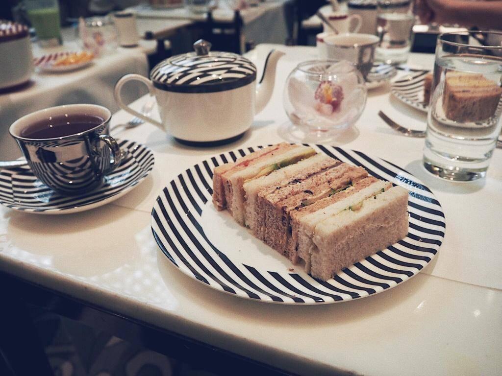 Corinthia Hotel London Vegan Afternoon Tea