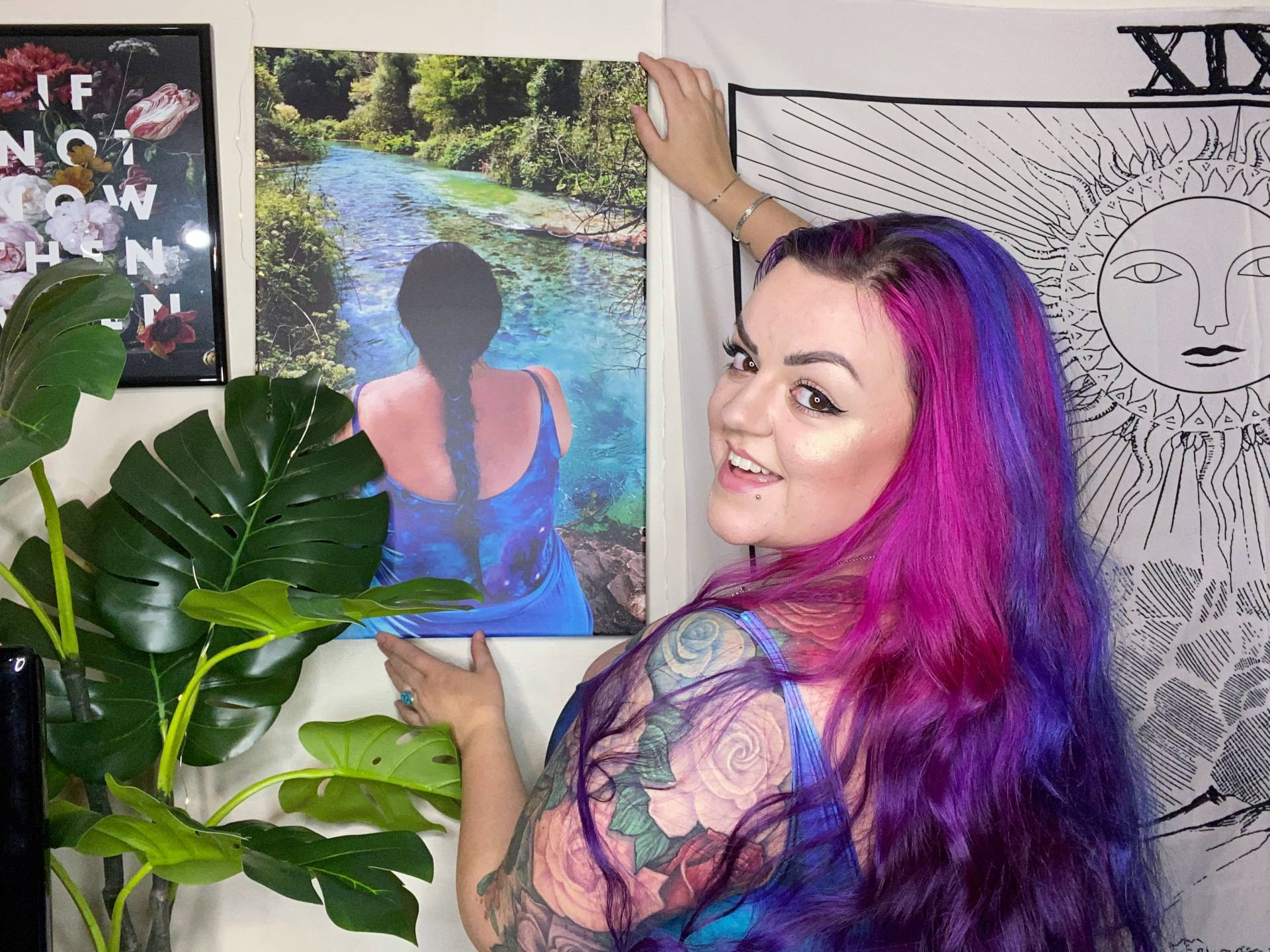 Luisa-Christie My Picture Canvas Review